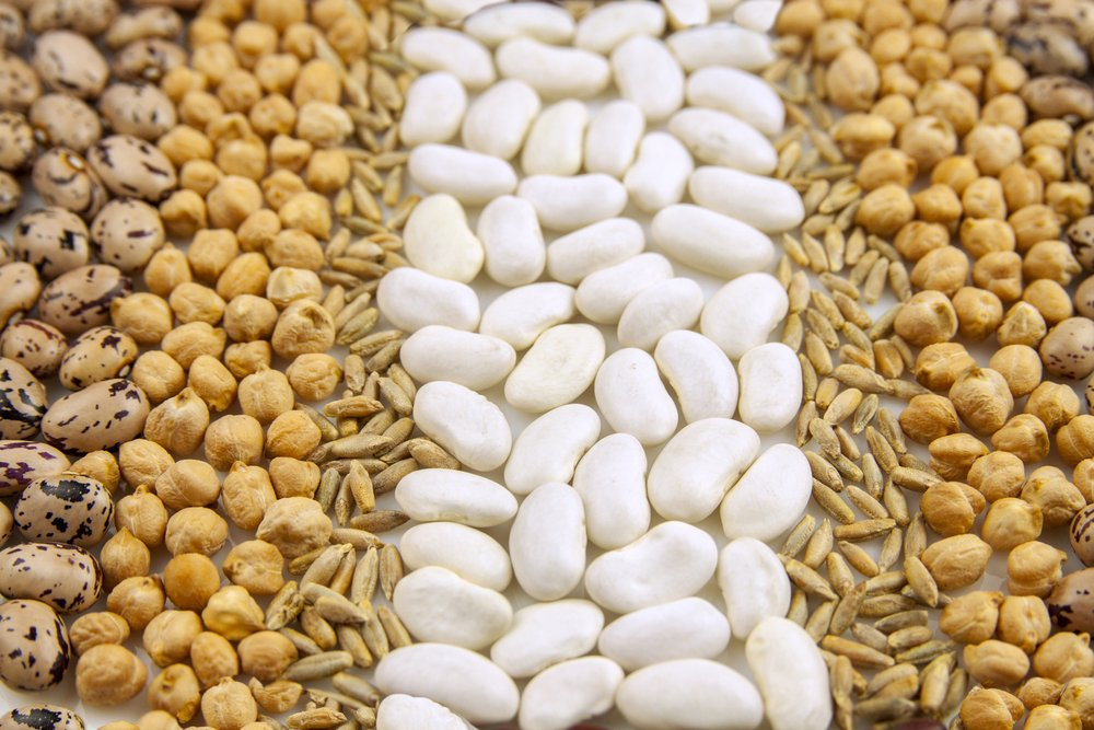 Cannellini beans and chickpeas - nutrition dense food swaps for weight loss