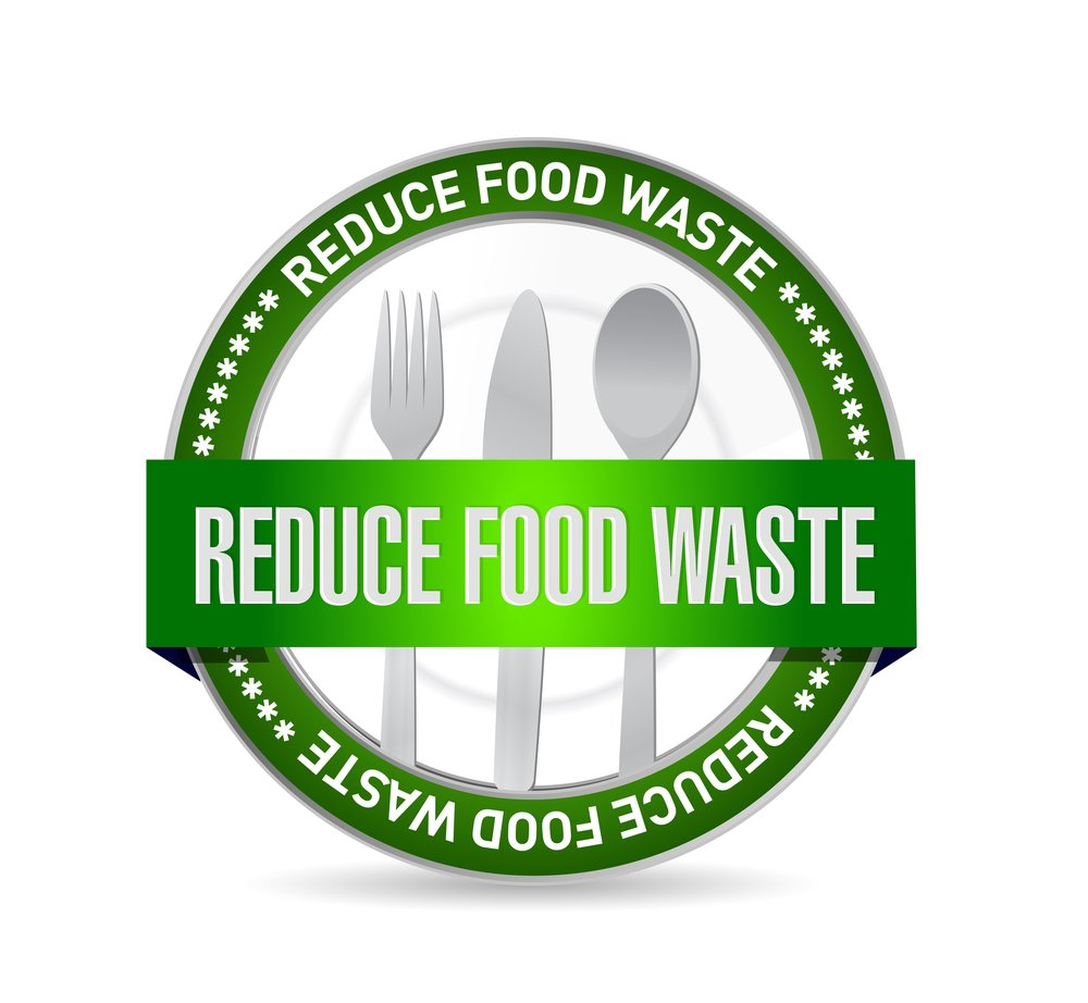 Reduce Food Waste badge of approval
